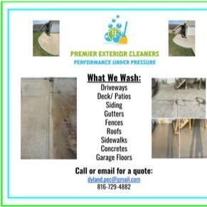 Avatar for Premier Exterior Cleaners