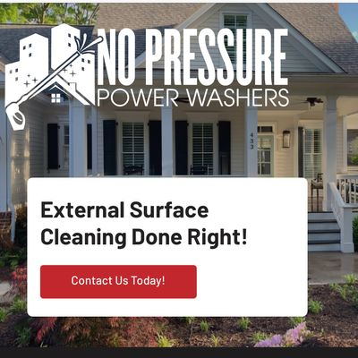 Avatar for No Pressure Power Washers