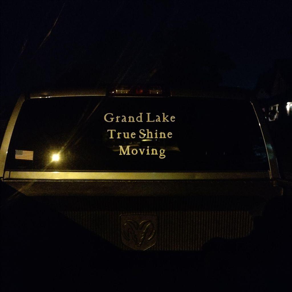 Grand Lake True Shine Moving LLC