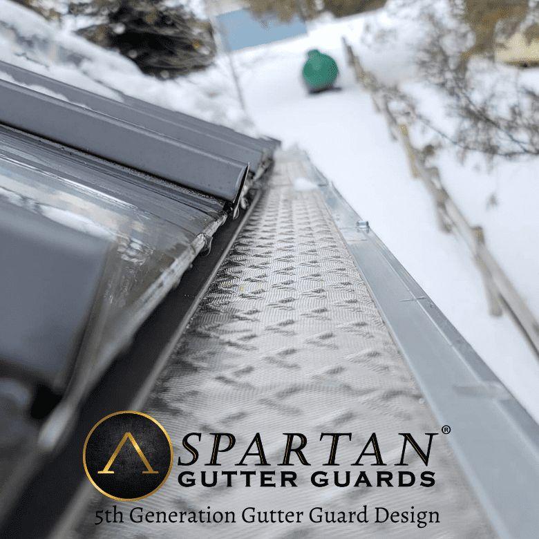Spartan® Gutter Guards