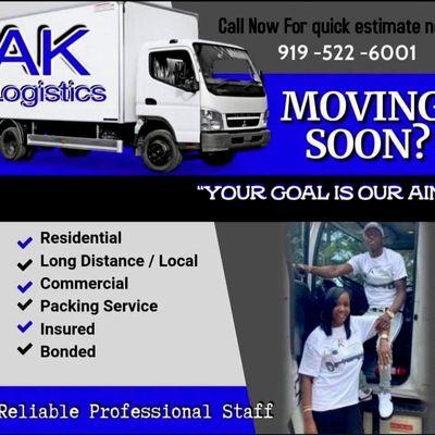 Avatar for AK LOGISTICS/MOVING