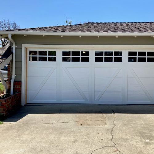 Clopay Coachman | Bay Area Overhead Door | San Jose