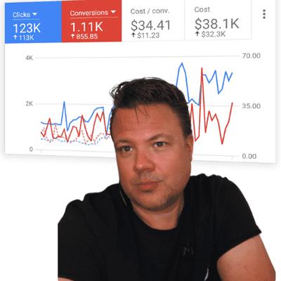 Avatar for Aaron Paul - Google Ads Expert Strategist