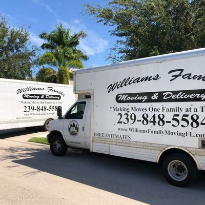 Avatar for Williams Family Moving & Delivery