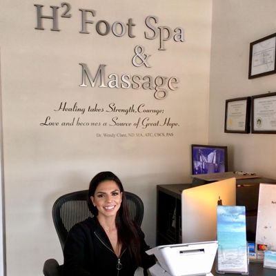 Avatar for H2 Foot Spa & Massage