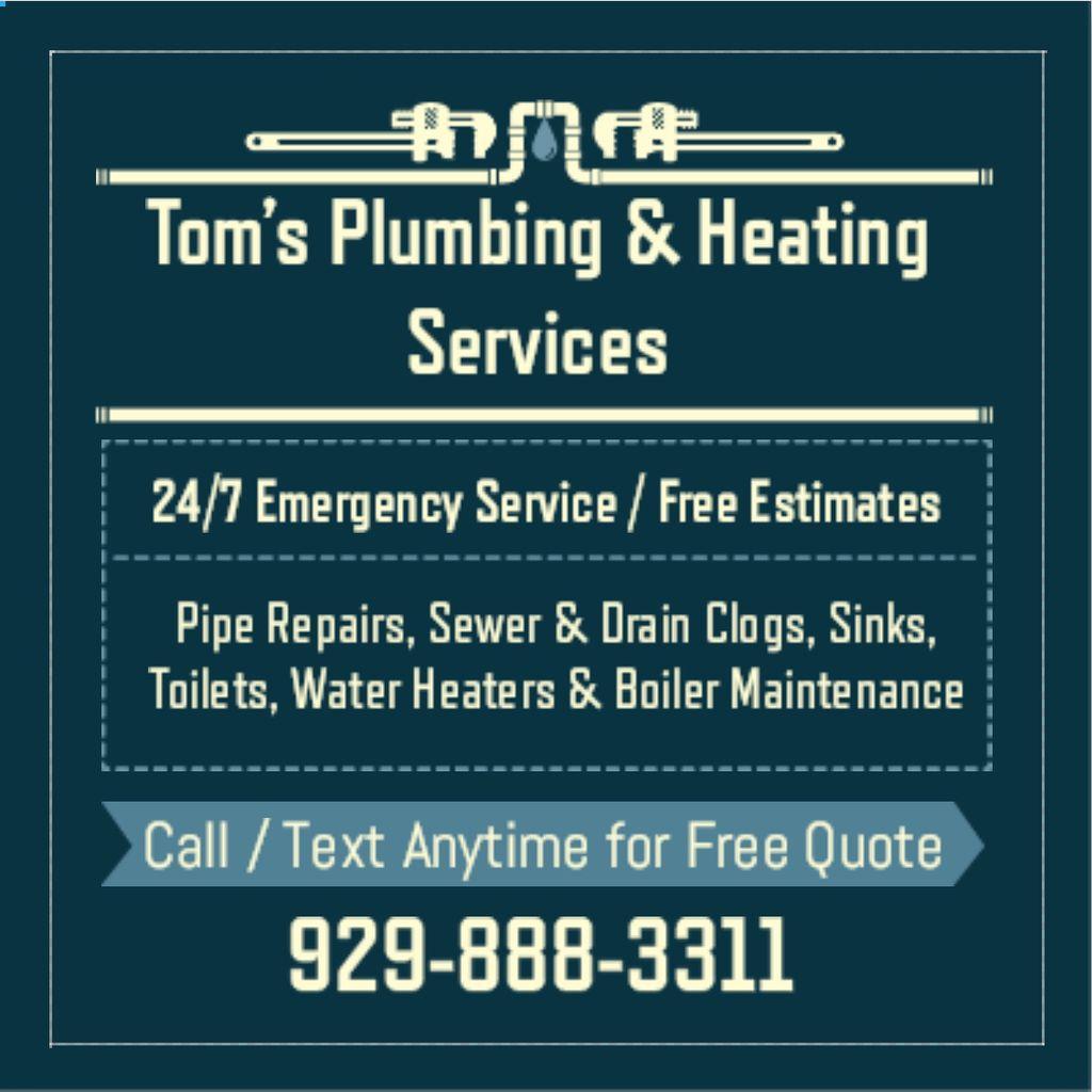 Tom's Plumbing & Heating Services