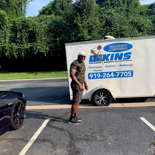 Lekins Pressure Washer, LLC in Atlanta Georgia