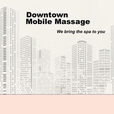 Avatar for Downtown Mobile Massage