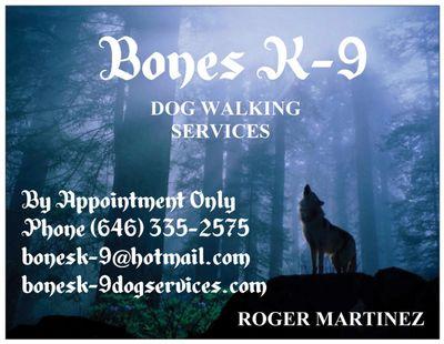 Avatar for Bones K-9