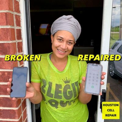 Avatar for Houston Cell Repair - We Drive To You and Repair!