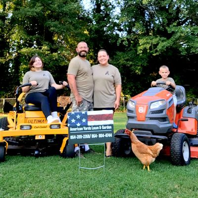 Avatar for American Yards Lawn and Garden