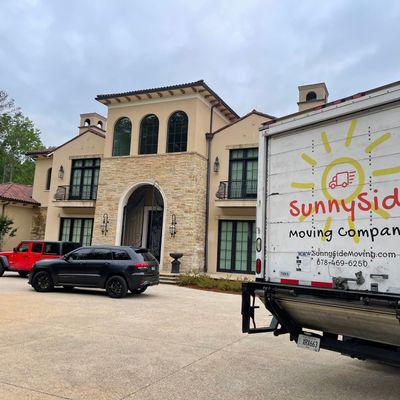 Avatar for SunnySide Moving Co