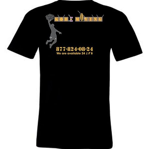 Our New T shirt