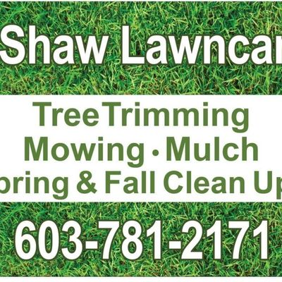 Avatar for H-Shaw lawn care