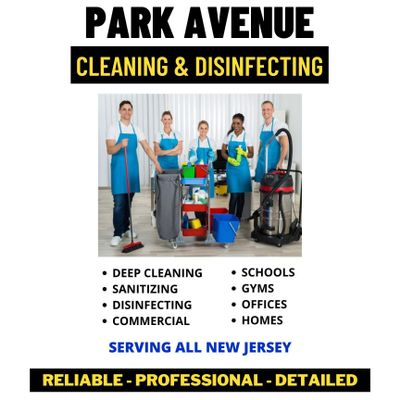 Avatar for Park Ave Cleaning & Disinfecting