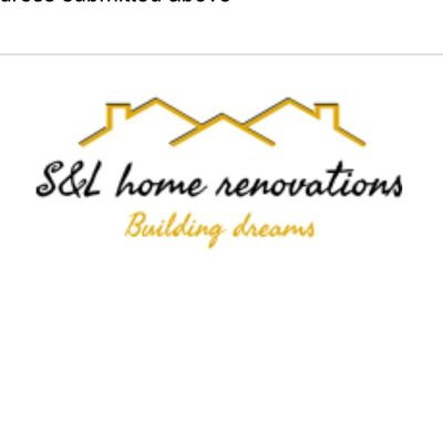 Avatar for S&L home renovations