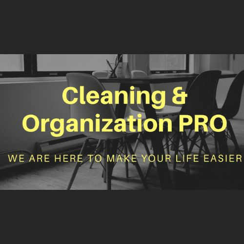 Cleaning & Organization PRO