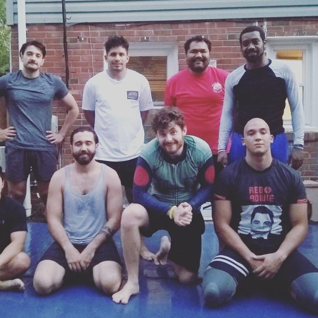 Homegrow Brazilian Jiu jitsu and Personal Training