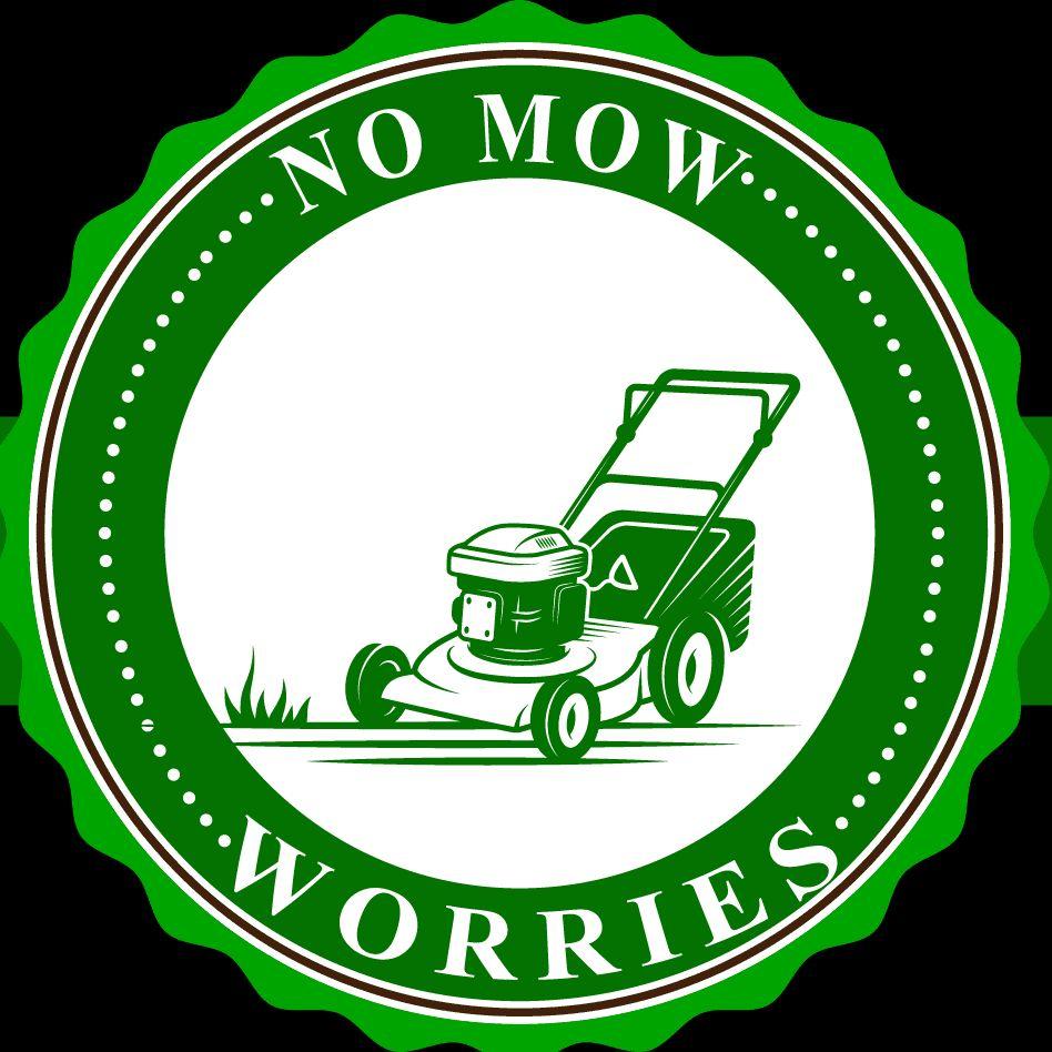No Mow Worries