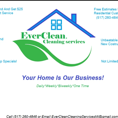 Avatar for EverClean Cleaning Services, LLC