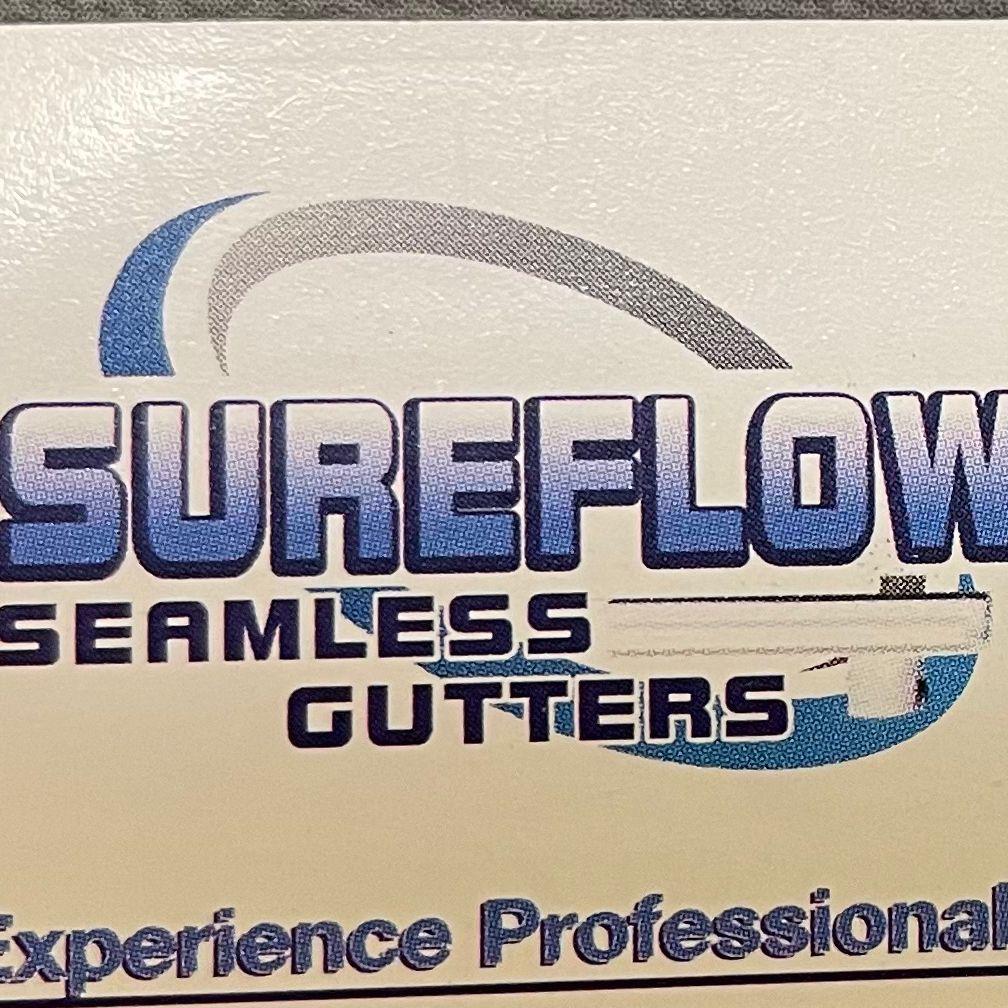 SUREFLOW SEAMLESS GUTTERS