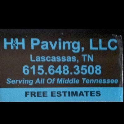 Avatar for H&H  Paving LLC