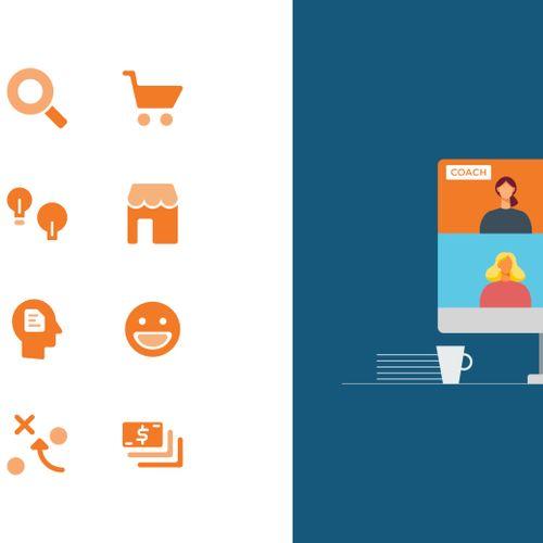 Brand Strategy, Illustration Design System