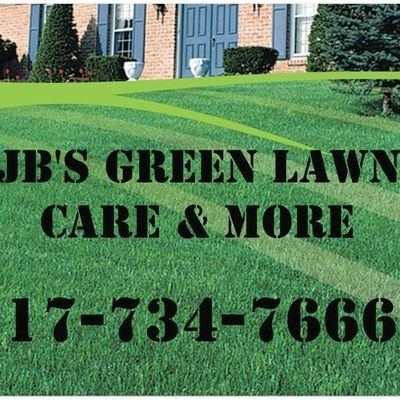 Avatar for JB'S GREEN LAWN CARE & MORE