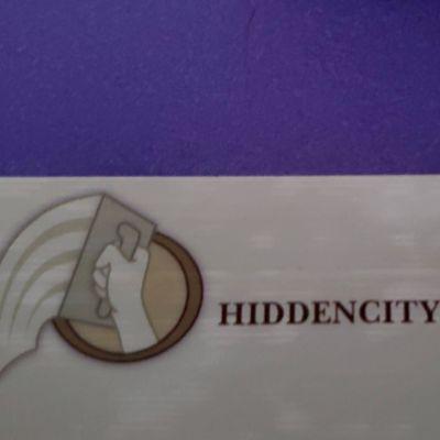 Avatar for Hidden city plastering