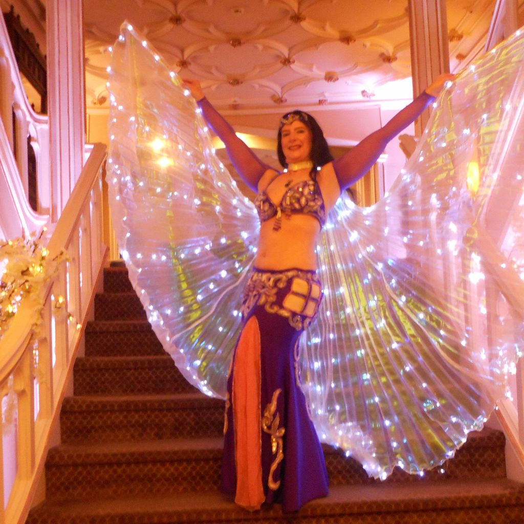 Sabrina Belly Dance Entertainment