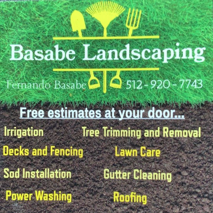Basabe Landscaping Services