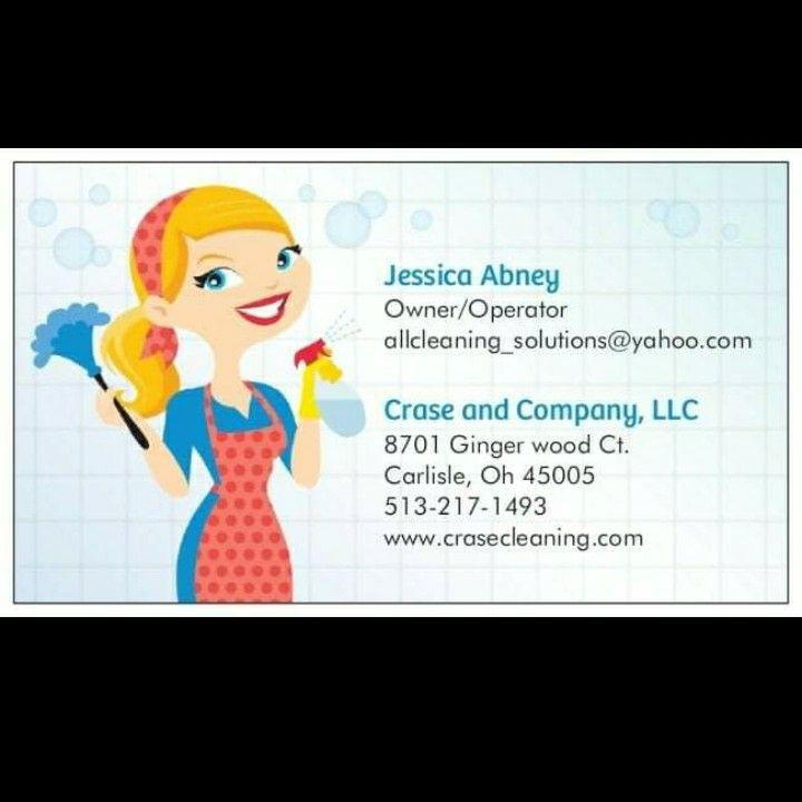 Crase & Company LLC, Cleaning