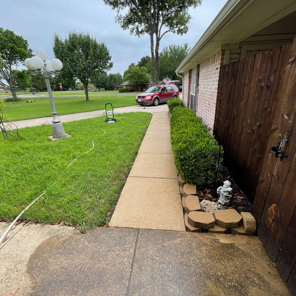 Hunter Lawn & Power Wash