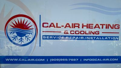 Avatar for Cal-Air Heating & Cooling