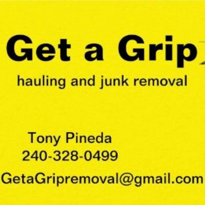 Avatar for Get a Grip hauling and junk removal