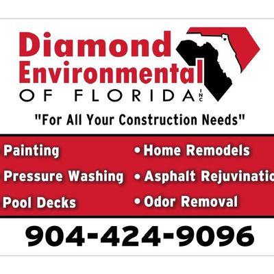 Avatar for Diamond Environmental of Florida Inc.
