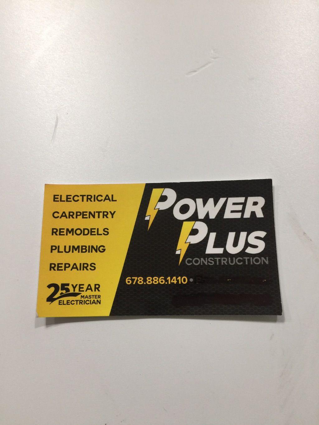 Power Plus 25