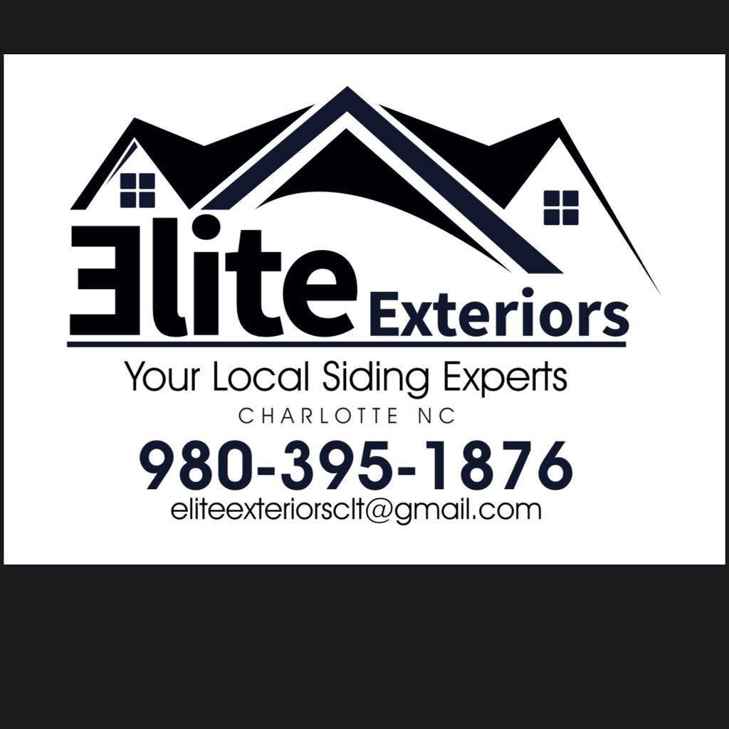 Elite Exteriors Carolinas LLC