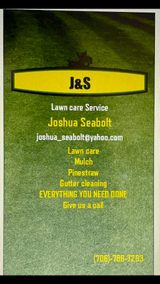 Avatar for J&s landscaping & pressure washing
