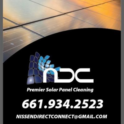 Avatar for NDC = Premier Solar Panel Cleaning