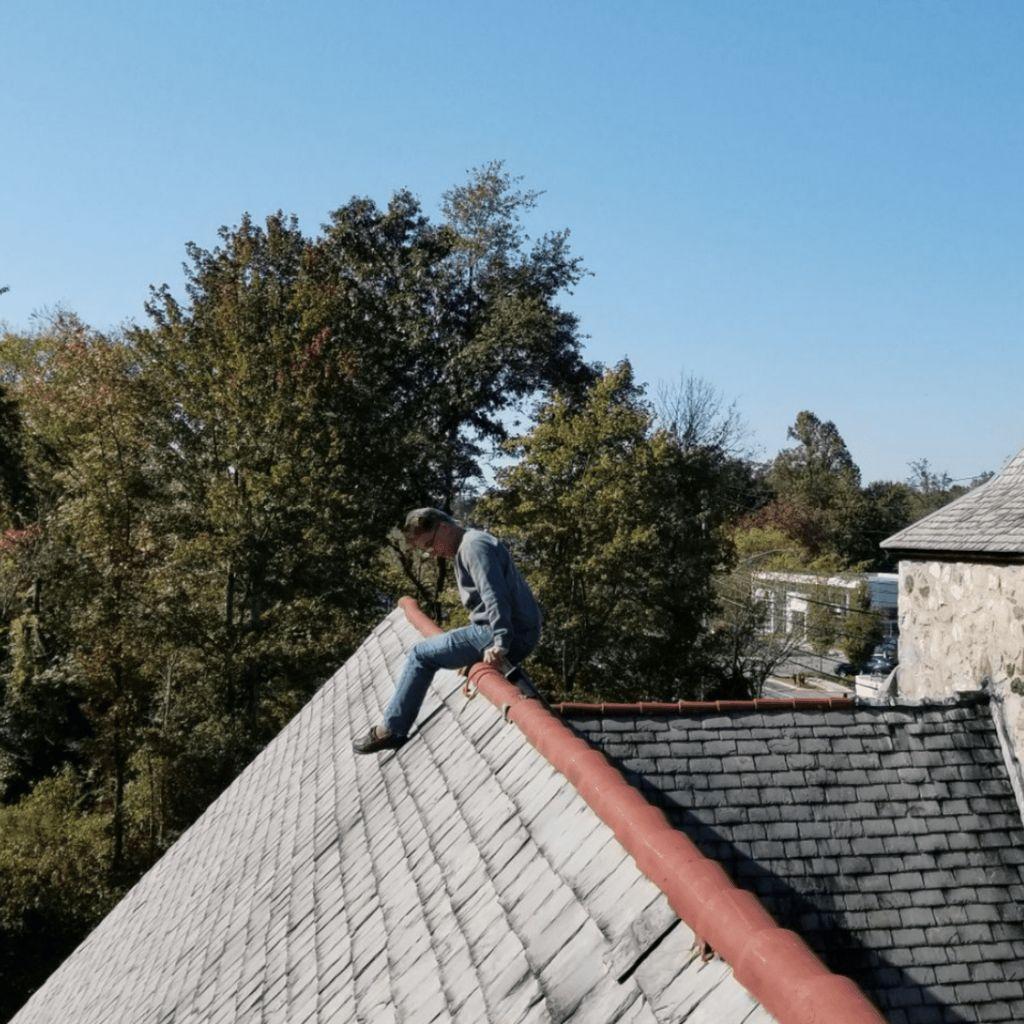 High Ridge Roof Repair
