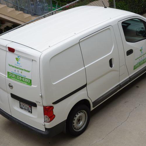 EasiClean Van