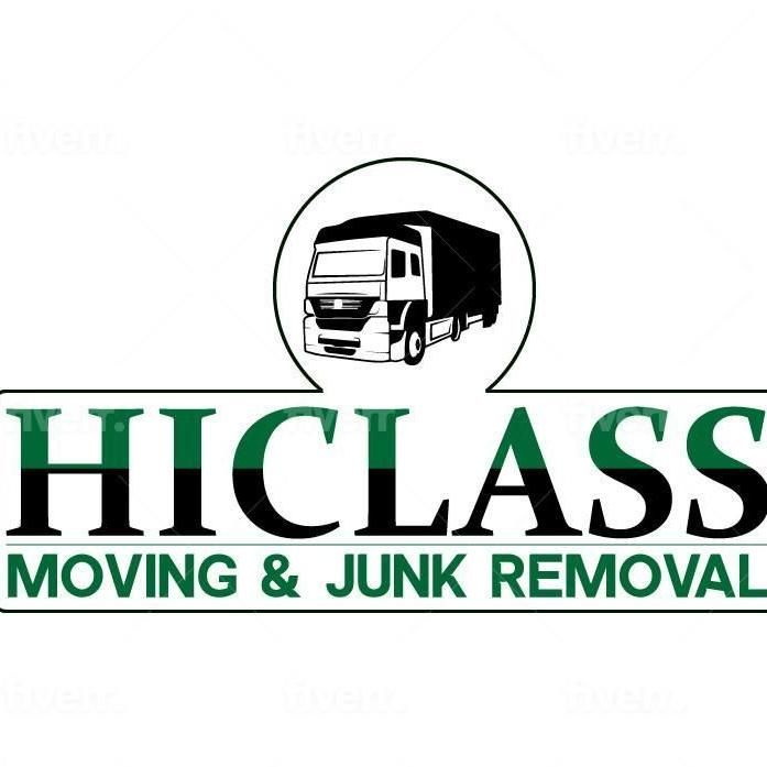Hiclass Moving & Junk Removal