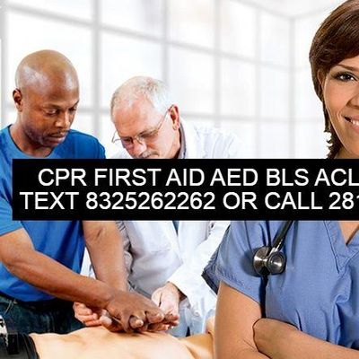 Avatar for CGM Academy CPR First Aid and ACLS Training Sdhool