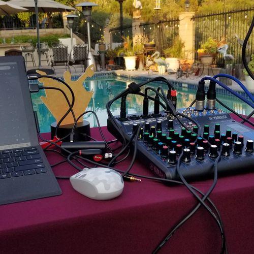Private Party Laguna Beach