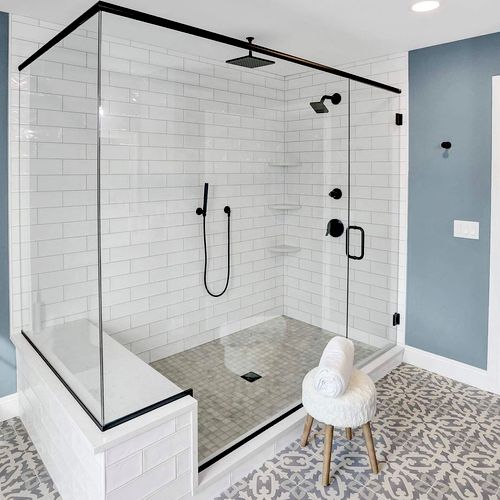 Shower extension