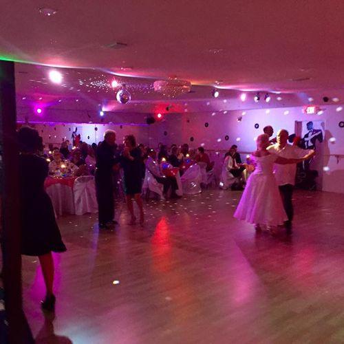 Dance hall venue rental