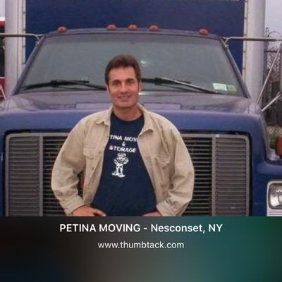 Avatar for PETINA MOVING