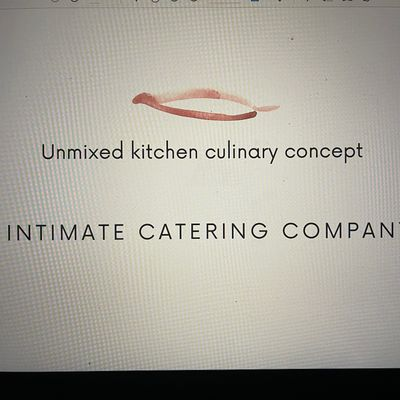 Avatar for Unmixed kitchen culinary concept