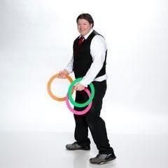 World Famous Magician & Juggler ---Brian Pankey---